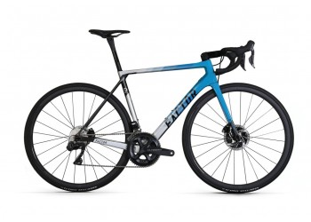 Factor O2 Ultegra DI2 Miami Blue