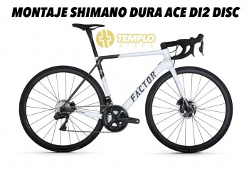 Factor O2 DISC FS Dura Ace DI2 2021